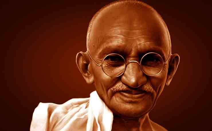 essay on gandhiji father of our nation